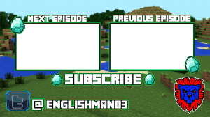 minecraft outro template movie maker - need some of your opinions on my minecraft outro
